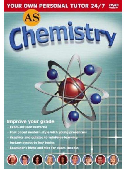 AS Revision Chemistry DVD
