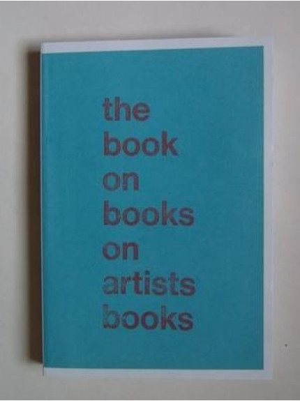 Book on Books on Artist Books, The