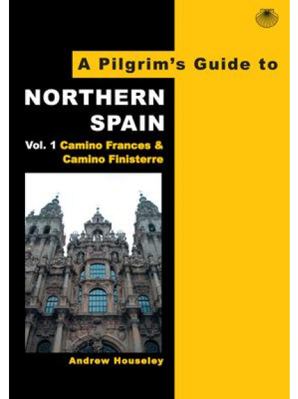 Pilgrim's Guide to Northern Spain Vol 1 ISBN 9780956976802