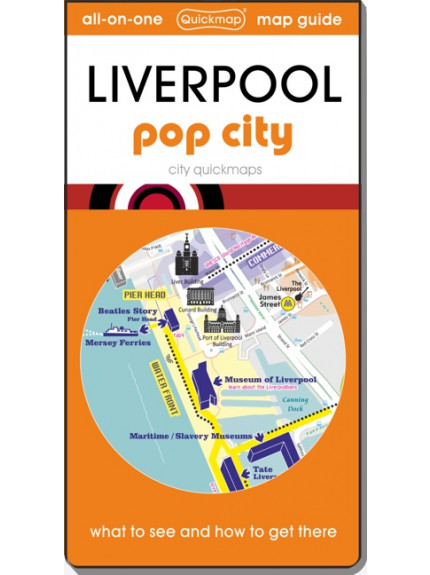 Liverpool Pop City: Map & Guide [quickmap]