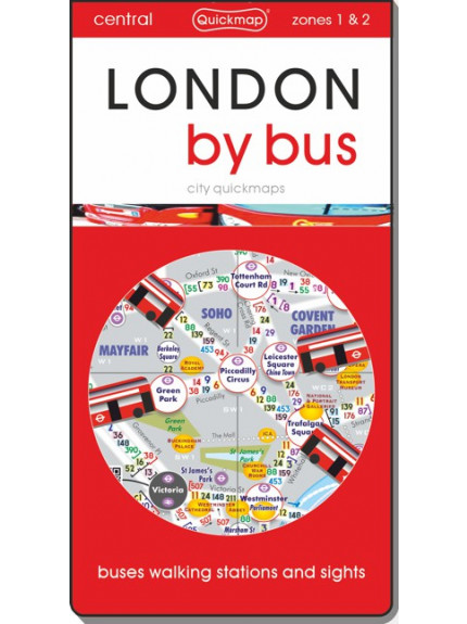 London by bus [quickmap]