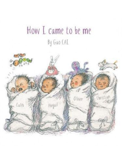 How I Came To Be Me 9781760361051 cover