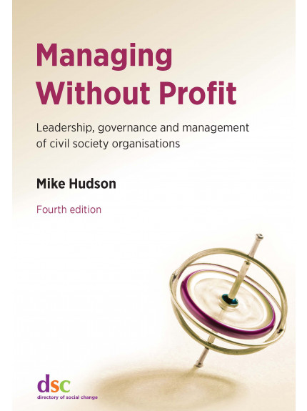 Managing Without Profit ISBN 9781784820220