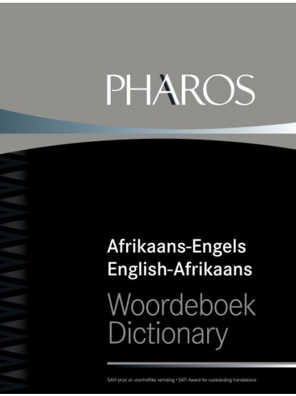 Afrikaans-English Wooreboek Dictionary
