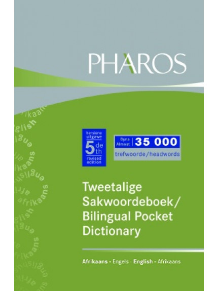 Bilingual Pocket Afrikaans Dictionary