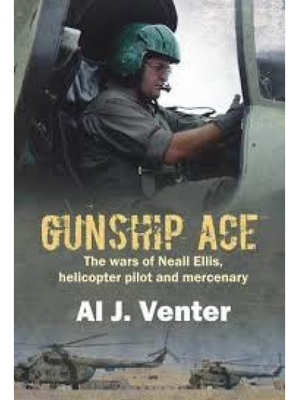 Gunship Ace: The Wars of neall Ellis, Helicopter Pilot and