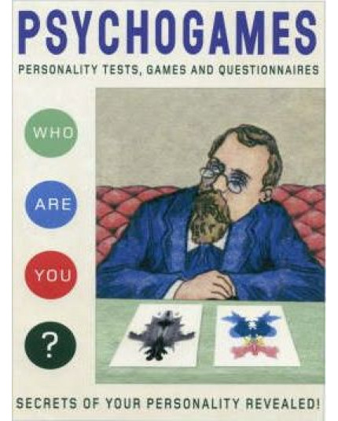 Psychogames 9781870003551