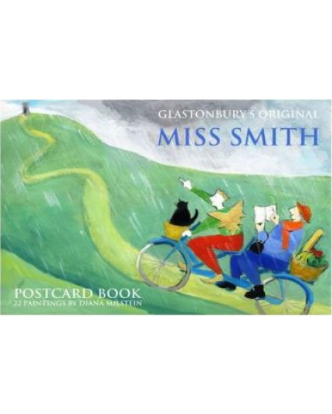 Glastonbury's Original Miss Smith Postcard Book