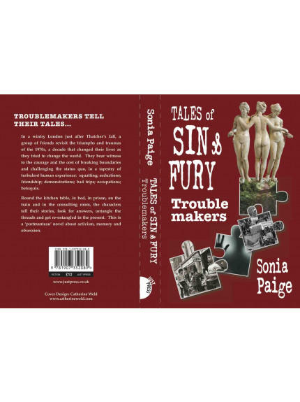 Cover: Tales of Sin & Fury: Troublemakers