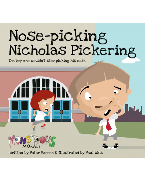 Nose-Picking Nicholas Pickering