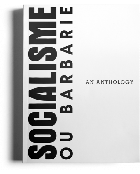 Socialisme ou Barbarie