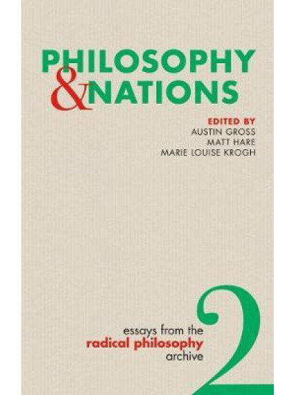 Philosphy and Nations 9781916229228