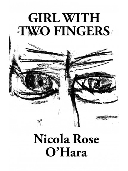 Girl With Two Fingers