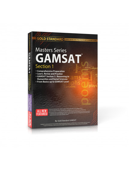 Masters Series GAMSAT Section 1 Preparation by Gold Standard
