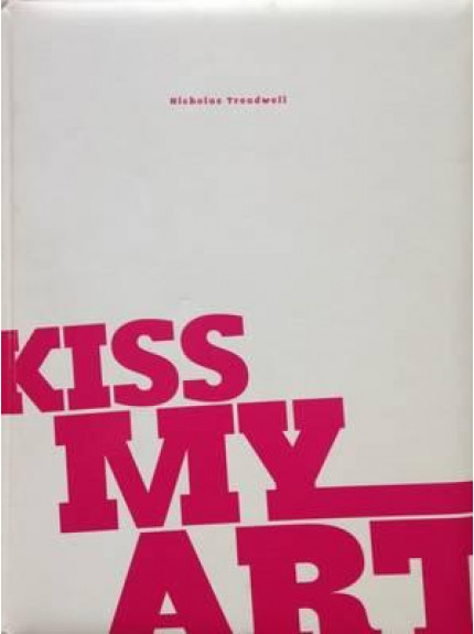 Kiss My Art Book Cover