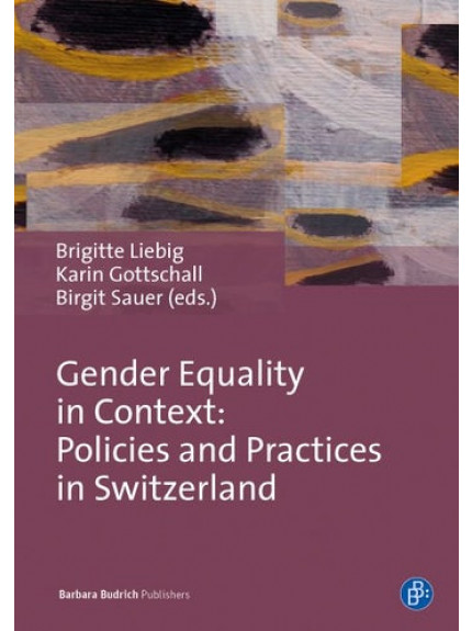 Gender Equality in Context: Policies and Practices in