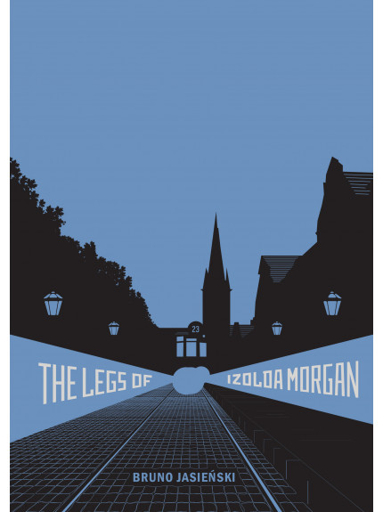 Legs of Izolda Morgan