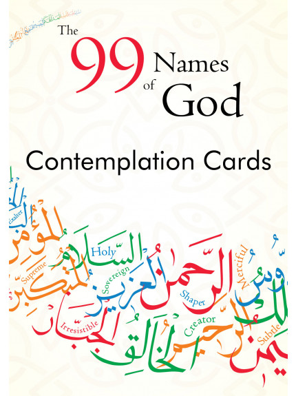 99 Names of God, The [CONTEMPLATION CARDS]