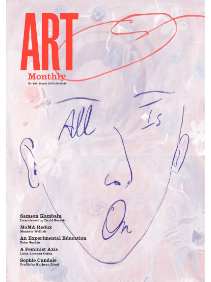 Art Monthly 434 March 2020