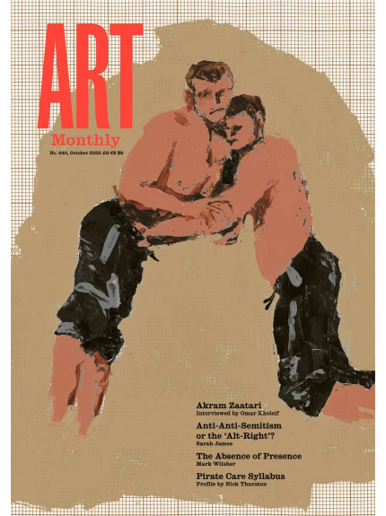 Art Monthly 440 October 2020