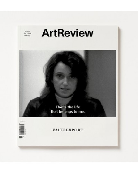 Art Review 128 Vol72 No1 January/February 2020