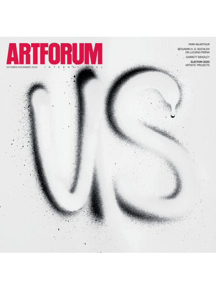 Artforum Vol59 No02 October/November 2020