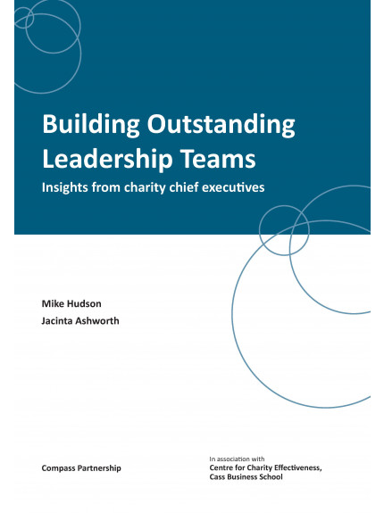 Building Outstanding Leadership Teams [1st edition]