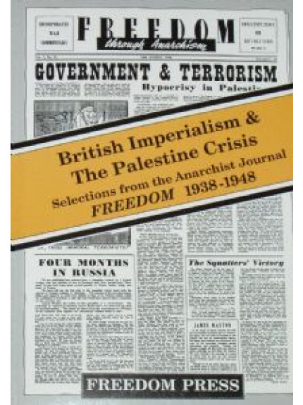 British Imperialism and the Palestine Crisis