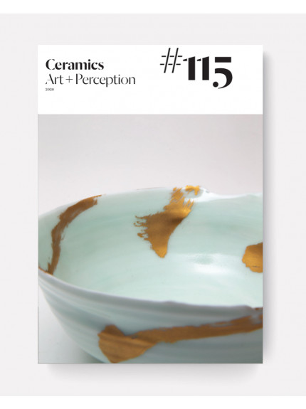 Ceramics: Art & Perception 115 May 2020