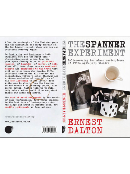 Spanner Experiment, The: Redsicovering two minor classics of