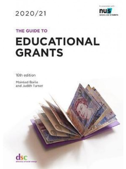 Guide to Educational Grants 2020/21 16th Edition
