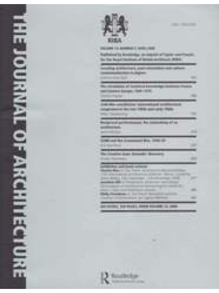Journal of Architecture