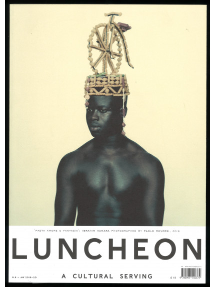 Luncheon 8 Autumn Winter 2019 2020 AW