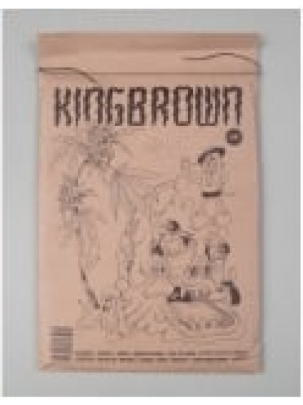 Kingbrown Magazine 10 February 2015 cover