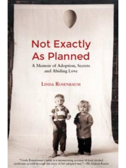 Not Exactly As Planned: A Memoir of Adoption, Secrets and