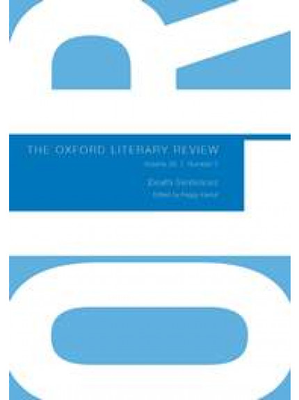 Oxford Literary Review  / OLR
