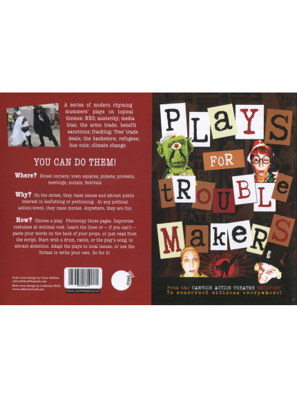 Cover: Plays for Troublemakers