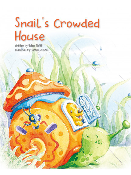 Snails Crowded House 9781760360399 cover