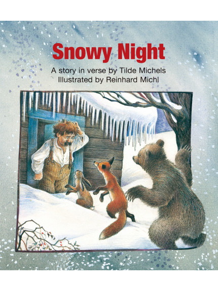 Snowy Night 9780994100221 cover