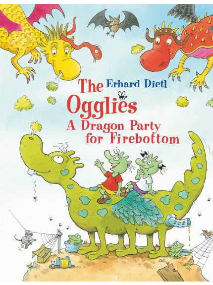 Ogglies, The: A Dragon Party for Firebottom 9781760360016 cover