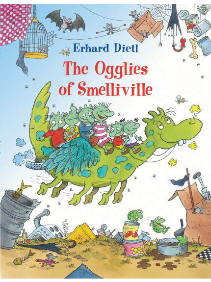 Ogglies of Smelliville, The 9780994100207 cover