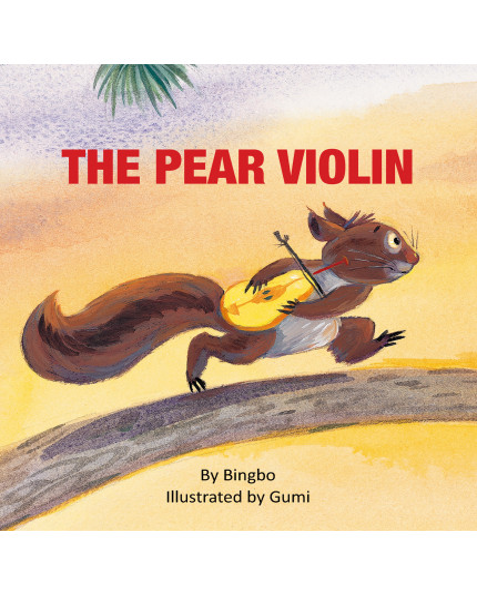 Pear Violin, The 9780994100245 cover