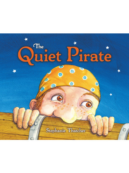 The Quiet Pirate 9781760360078 cover