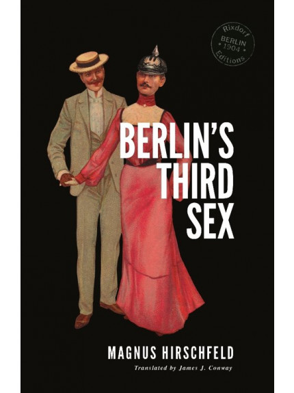 Berlin's Third Sex ISBN 9783947325023