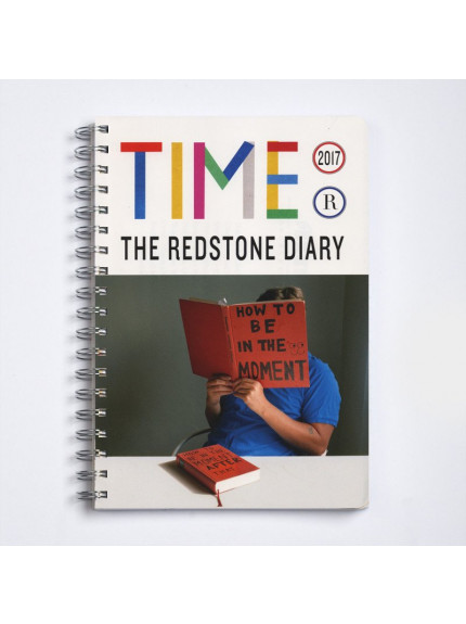Redstone Diary 2017 cover