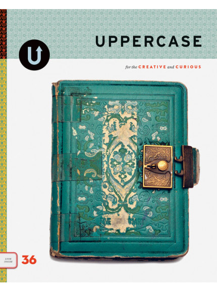 Uppercase 36 January February March 2018