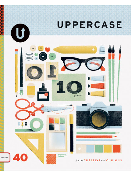 Uppercase 40 January February March 2019