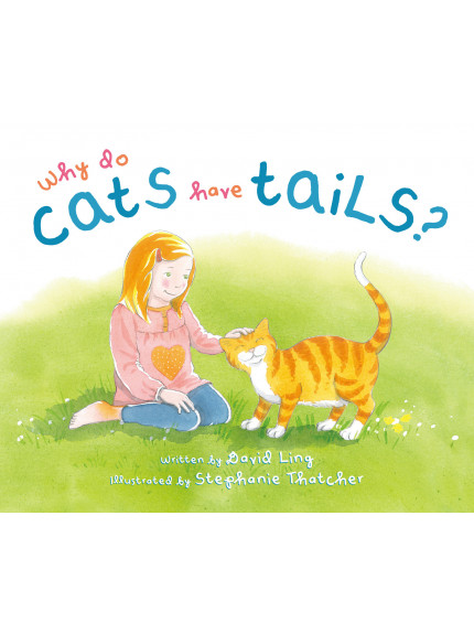 Why do cats have tails 9781760360092 cover
