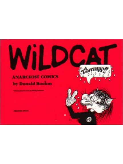 Wildcat: Anarchist Comics