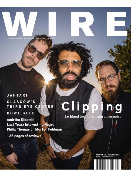 The Wire 230 December issue cover